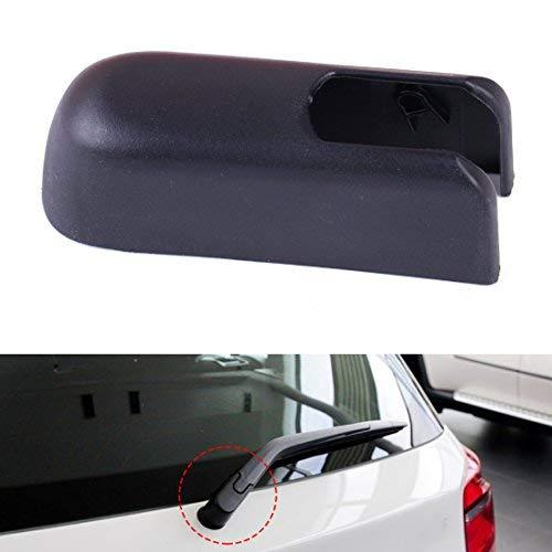 Tapa de plástico para limpiaparabrisas trasero para BMW X3 E83 2004 2005 2006 2007 2008 2009 2010: Amazon.es: Bricolaje y herramientas