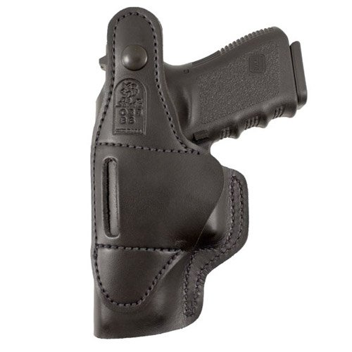 DeSantis Dual Carry II Black Right Hand-Fits GLOCK 26-27-33 by DRD