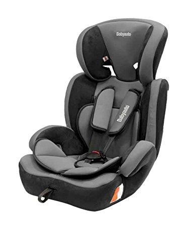 Babyauto Konar - Silla de seguridad infantil, grupo 1/2/3, color gris: Amazon.es: Bebé