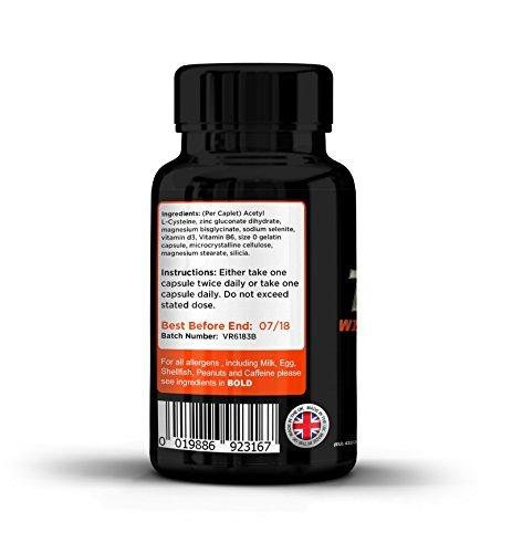 Testosterona - Suplemento nº 1 para hombres y mujeres | 90 Capsulas | Alcanzar niveles normales de testosterone | Reducción de fatiga | Obtención metabólica ...