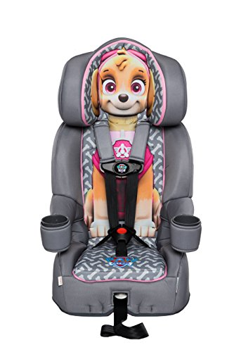 KidsEmbrace Nickelodeon Paw Patrol Skye Combination Harness Booster Car Seat