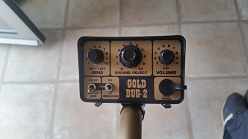 Fisher Gold Bug2 Metal