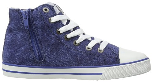 Lico Fly High 180342 Jungen Sneaker Blau (Marine)