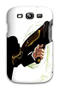 Top Quality Case Cover For Galaxy S3 Case With Nice Zoro Appearance