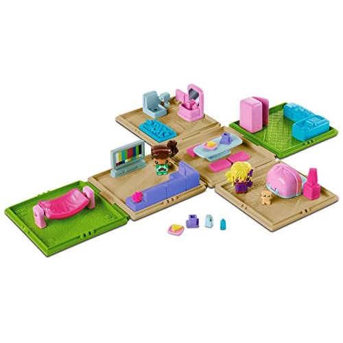 My Mini MixieQ's Apartment Playset Version Anglaise Englisch Version