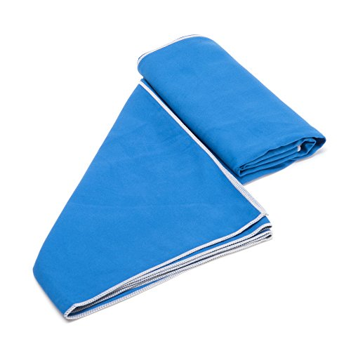 Sport Microfiber Towel, Quick Drying Suitable for Camping, Gym, Beach, Swimming, Backpacking