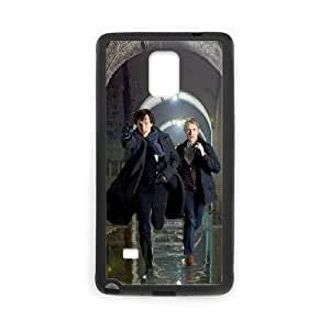 PCSTORE Phone Case Of Sherlock For Samsung Galaxy Note 4