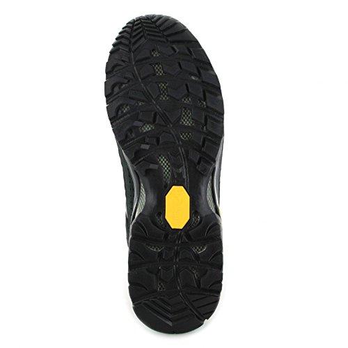 Meindl MUJER Trail Calzado exteriores Botas senderismo SX 1.1 Mujer GTX limón-negro negro / naranja
