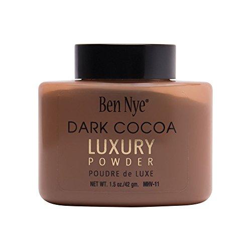 (Ben Nye Dark Cocoa Powder MHV-11 1.5oz. 42gm. Shaker Bottle)
