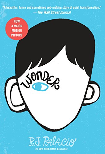 Wonder - The book that inspired the Choose Kind movement.