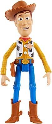 """Disney Pixar Toy Story True Talkers Woody Figure, 9.2"""""""