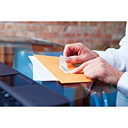 DYMO LW Large Mailing Address Labels for LabelWriter Label Printers, White, 1-4/10\'\' x 3-1/2\'\',Large, 2 rolls of 260