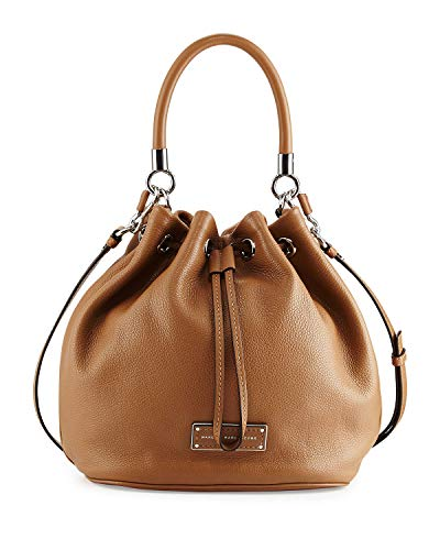 MARC by Marc Jacobs Too Hot To Handle Drawstring Bag Light Chocolate