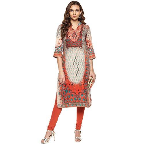 Lagi Kurtis Ethnic Women Kurta Kurti Tunic Printed Top Dress Casual Wear New Launch -