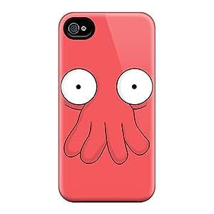 Iphone 4/4s IDH3777Grwy Custom Trendy Futurama Image Protector Hard Phone Covers -TanyaCulver