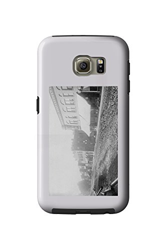 winfield-iowa-view-of-main-street-galaxy-s6-cell-phone-case-tough