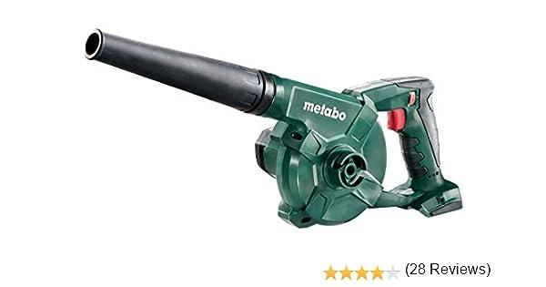 Metabo 602242850 602242850-Soplador AG 18 para baterias de 18 V ...