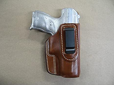 NEW Right handed Brown Leather Gun Holster for Hi-Point C-9 CF380