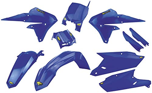 Kit Plastic Cycra (14-18 YAMAHA YZ250F: Cycra Powerflow Plastic Kit (Blue))