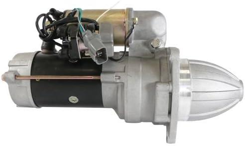 Starter Komatsu 24V 5.5KW NEW PF5 PW100 PW150 WA200 WA300 GD521A PC200