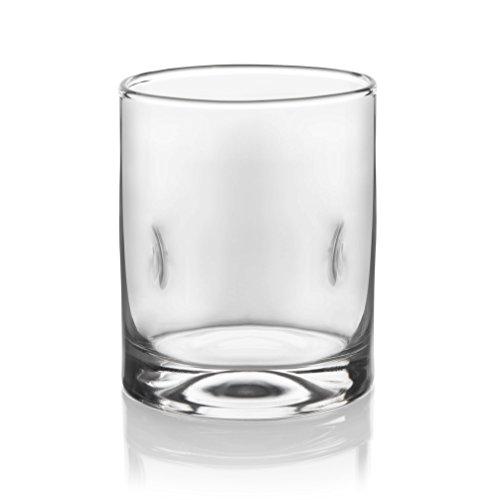 Paksh Novelty Italian Highball Glasses Set Of 6 Clear