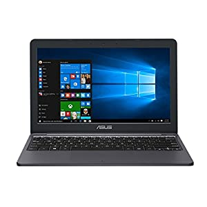 Asus E203NAH-FD084T NOTEBOOK(Intel Celeron Processor N3350(2M Cache, up to 2.4 GHz), 4GB LPDDR3, 500GB 54R HDD, 11.6″ HD, Grey)