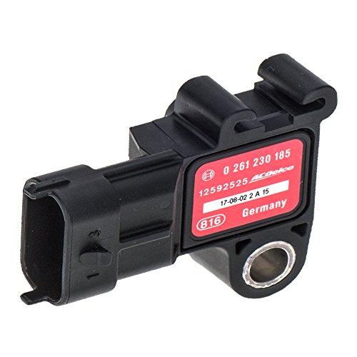 OEM NEW Intake Manifold Supercharger Pressure Sensor 09-15 Corvette CTS 12592525