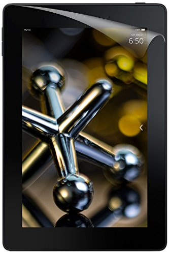 Clear Screen Protector Kit (3-Pack) for Kindle Fire HD 7, (2014 model: 4th Generation)