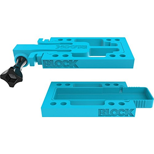 Block Riser Gostash Combo Risers Kit Blue (Connect a Light Camera to your Skateboard)