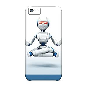 Sanp On Cases Covers Protector For Iphone 5c (robot) Black Friday
