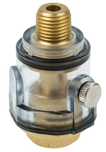Mini-Öler für Druckluft Werkzeug Schlagschrauber Schleifer Automatiköler Druckluftöler Automatischer Ölnebel Gerät Ölgeber Druckluftgeräte Schlagschrauberöler Ölnebler Miniöler Nebelöler