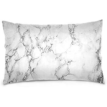 Amazon Com Dkisee Elegant Marble Texture Soft Pillowcase