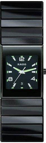Rado Ceramica Midsize Watch R21348192 (Jubile Rado Ceramica)