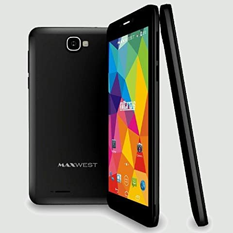 Maxwest Nitro 6.0 Android Unlocked Smartphone (Maxwest Phone Case)
