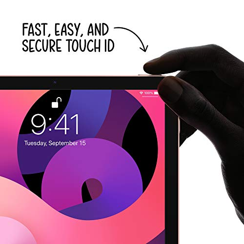 2020 Apple iPadAir (10.9-inch, Wi-Fi, 64GB) - Space Gray (4th Generation)