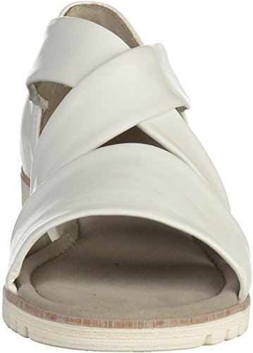 femmes 572 Blanc 64 Sandale Gabor W1HX0q