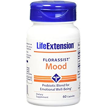 Life Extension Florassist Mood Capsules, 60 Count