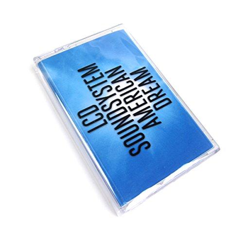 LCD Soundsystem: American Dream Cassette