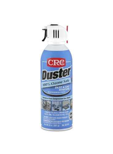 Duster Moisture-Free Dust & Lint Remover - 8 oz duster moisture free dust and lint remover [Set of 12] by CRC