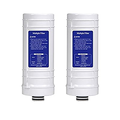 Shenpix / Dion Multiple Water Ionizer Replacement I-Type Filter Set 1st (IFSI-0012) + 2nd (IFSI-0012) for Life4100,DionG5,DionPremium,DionSpecial,DIONAPPLE,DIONPEARL,DIONNATURALT