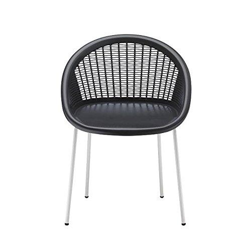 Ideapiu Idea sillas Bar 4, sillones de Arena de plástico ...