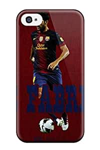 Iphone 4/4s Case Cover Cesc Fabregas Case - Eco-friendly Packaging