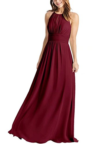 bridesmaid dresses a line empire - 7