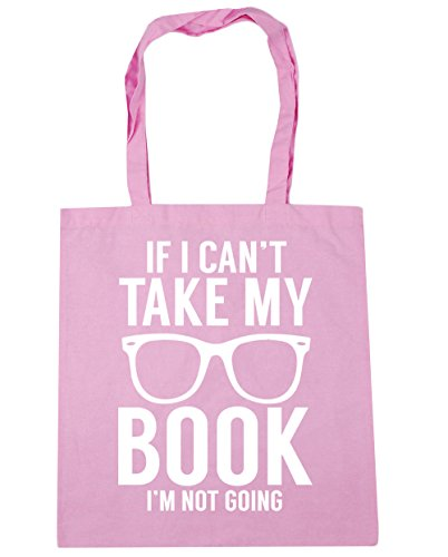 book my If take x38cm Classic Shopping 42cm not Gym Pink Tote I HippoWarehouse can't 10 Bag litres going I'm Beach FXIqXd