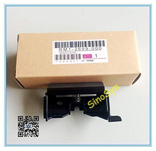 Printer Parts RM1-2699-000CN for HP 3600/3800 Separtation pad - MP/Tray 1 Separation Pad Assembly, Original 10pcs/lot ()