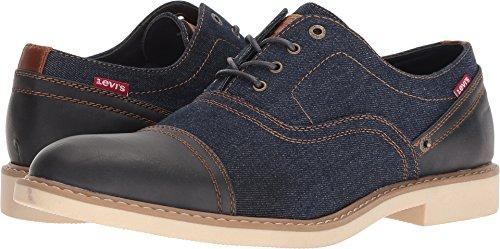 Levi's Shoes Men's Essex Denim Navy 8 D ()