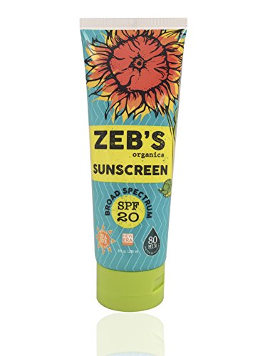 Spf 20 Sunscreen