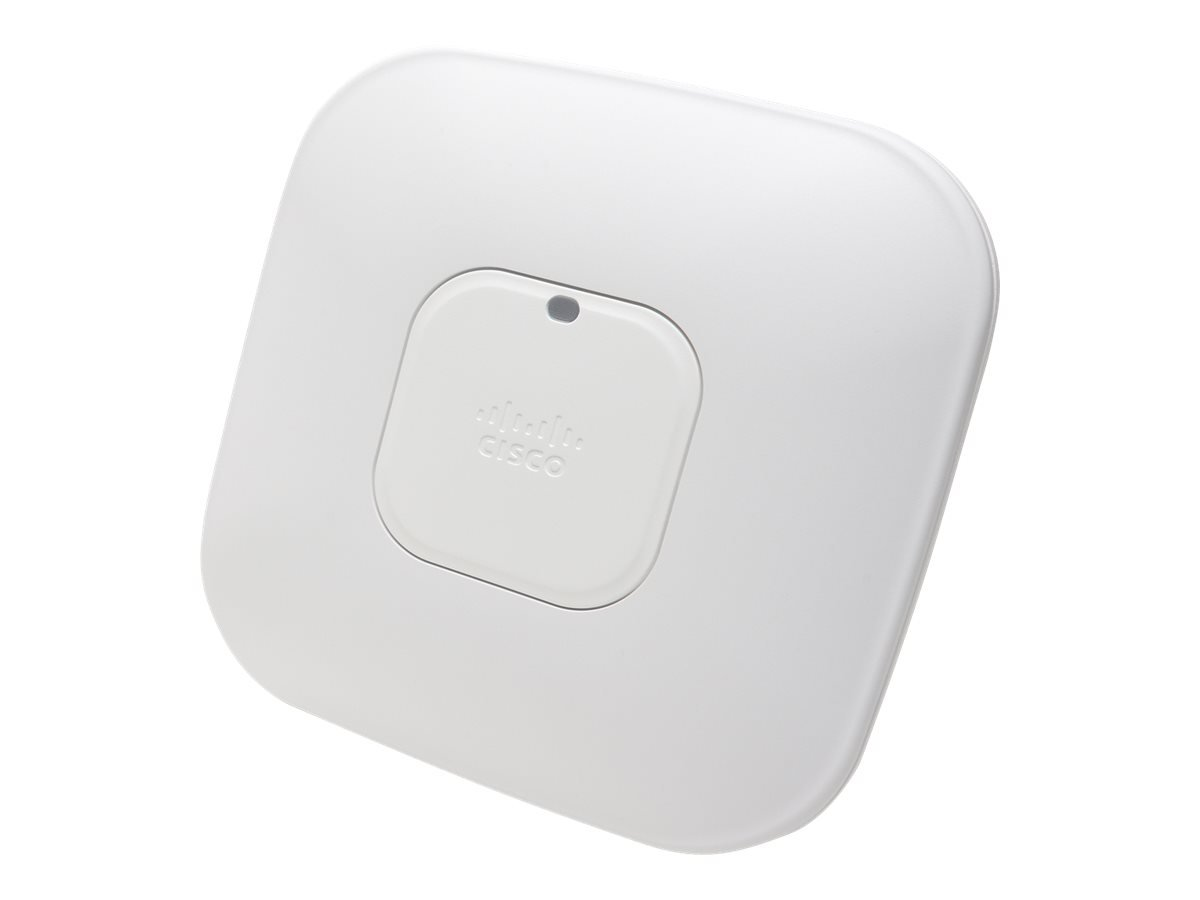 Cisco Aironet 3602I Series Access Point - AIR-CAP3602I-A-K9 (Dual-Band Radios 2.4GHz and 5GHz, Controller Required, POE)