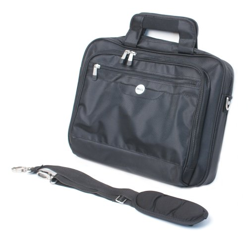 Genuine Dell RG392 Black Deluxe Durable Nylon Notebook Carry