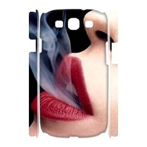 Sexy Lips CUSTOM 3D Hard Case for Samsung Galaxy S3 I9300 LMc-01342 at LaiMc